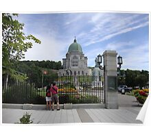 Saint Joseph's Oratory of Mount Royal Poster