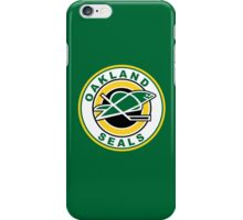 Oakland Seals iPhone Case/Skin