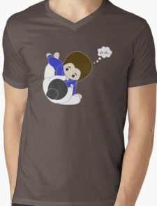 Tipping Point Mens V-Neck T-Shirt