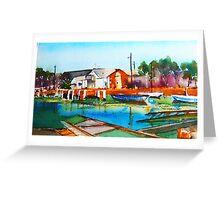 Pt Lonsdale, Victoria Australia Greeting Card