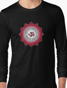 Aum 12 Long Sleeve T-Shirt