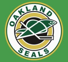 Oakland Seals T-Shirt by TheOnlyMember