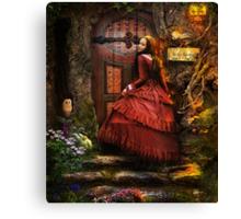 Once Upon a Fairytale  Canvas Print