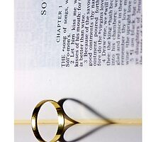 Song Of Solomons, Wedding Ring and Marriage. by Craig Wilson