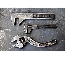 Tools Photographic Print