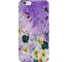 The Future of Flowers, image #1 iPhone Case/Skin