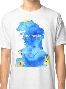 sherlock holmes - the brain Classic T-Shirt