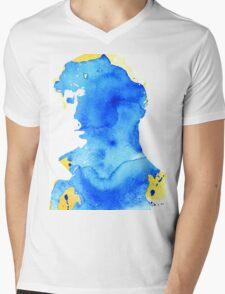 sherlock holmes (no text) Mens V-Neck T-Shirt