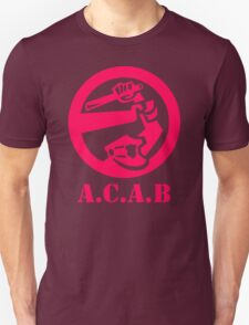 All Cops Are Bastards T-Shirt