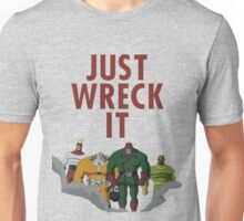 The Wrecking Crew - Just Wreck It Unisex T-Shirt