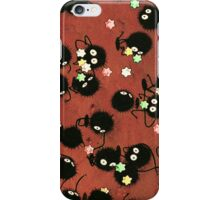 Spirited Away Soot iPhone Case/Skin