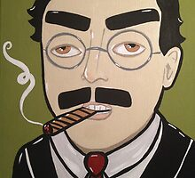 Groucho by Stolensouljess