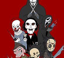 Terror-Halloween by newcris
