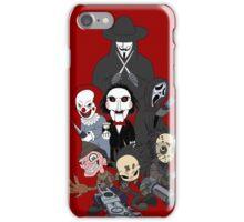 Terror-Halloween iPhone Case/Skin