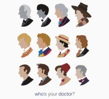 Who's Your Doctor? by F. Anneliese DePano