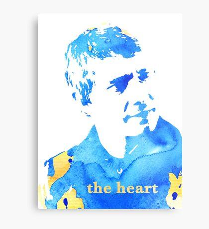 john watson - the heart Metal Print