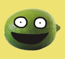 Lime Head by Alsvisions