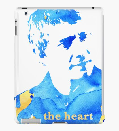 john watson - the heart iPad Case/Skin