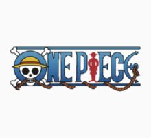 One Piece small logo by Zandramas