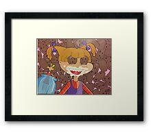 Cookie Heaven Framed Print