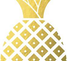 Fancy Pineapple by bebe-gun