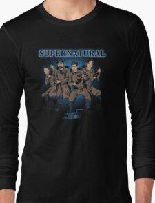 I Aint Afraid of No Demons Long Sleeve T-Shirt