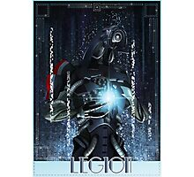 Legion - Mass Effect Photographic Print