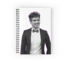 Joey Spiral Notebook