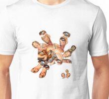 health warning monster Unisex T-Shirt