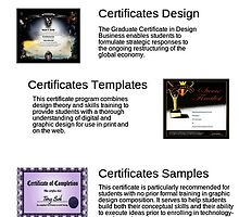Printable Certificates by tommark13
