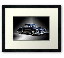 1950 Oldsmobile Rocket 88 Club Coupe I Framed Print