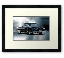 1950 Oldsmobile Rocket 88 Club Coupe II Framed Print