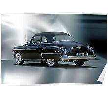 1950 Oldsmobile Rocket 88 Club Coupe II Poster