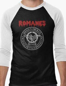 ROMANES Men's Baseball ¾ T-Shirt