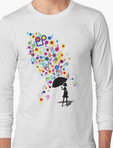 Singin' in the Rain Long Sleeve T-Shirt