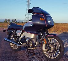 BMW R100RS 1979 by Paul Gilbert