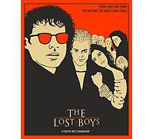 The Lost Boys Photographic Print