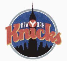 Knicks Logo by Baino123456789