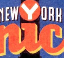 Knicks Logo Sticker