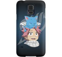 Natsu and Happy Samsung Galaxy Case/Skin