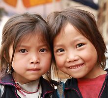 Sapa girls... by johnmoulds