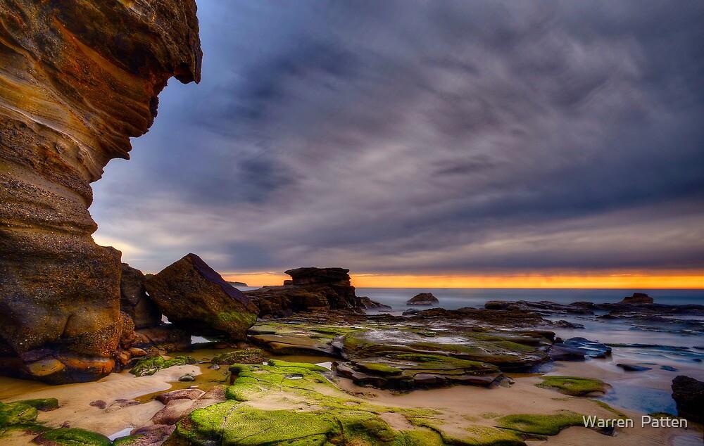 Stormy Morning. by Warren  Patten