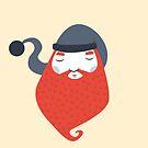 Beard by volkandalyan
