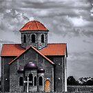 The church by Gerard Rotse
