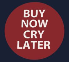 Shopology - Buy Now Cry Later One Piece - Long Sleeve