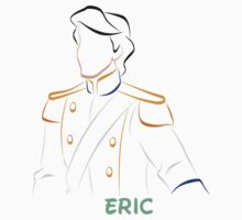 Eric (Personalized, please Bubblemail/email me before ordering) by kferreryo