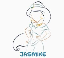 Jasmine (Personalized, please Bubblemail/email me before ordering) by kferreryo