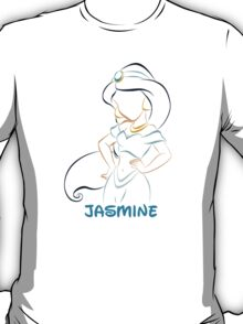 Jasmine (Personalized, please Bubblemail/email me before ordering) T-Shirt