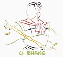 Li Shang (Personalized, please Bubblemail/email me before ordering) by kferreryo