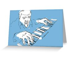 KEYBOARDmeister Greeting Card
